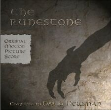 'THE RUNESTONE' DAVID NEWMAN MOVIE SOUNDTRACK CD 1991 PERSEVERANCE RECORDS