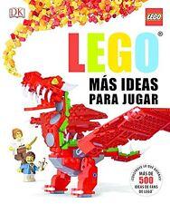 Lego Libro Mas Ideas Per Gioca Chiusura Dura) Più di 500 Ideas Tutte le Evo