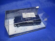 AE744 FABBRI UH JAMES BOND 007 MERCEDES-BENZ 220S 1/43 ON HER MAJESTY'S SERVICE