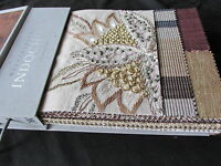 Barbara Barry Kravet Collections Fabric Swatch Sample Book Indochine Golden Fig