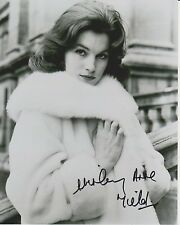 Shirley Anne Field Signed 8x10 Photo -Star of THE ENTERTAINER - STUNNING!!! G704