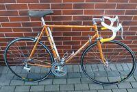 80's racing bike Kondor San Remo 57 cm Shimano 105 Tange Royal Shimano 600 Mavic