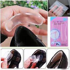 10pc Gel Heel Liners Easy Break In New Shoes No Blister/Pain Cushion Insole Pads