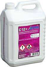Alpine Langzeit-Kühlerfrostschutz C12+ 5L (2,98€/L) G12+ silikatfrei 5 Liter