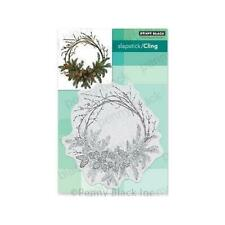 Penny Black Cling Rubber Stamp - Homespun 40-702