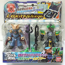 BANDAI DANBORU SENKI LBX BATTLE CUSTOM VAMPIRE CAT & SHADOW LUCIFER