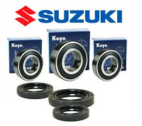 Suzuki GSX-R600 1997-2000 Rear Wheel Bearings And Seals GSXR600