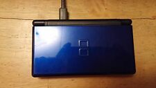 COBALT BLUE Nintendo DS Lite Game Console System