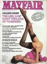 Mayfair Glamour Magazine Volume 17 Number 3, Erica Roe