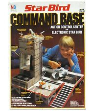Vintage Star Bird Command Base Space Control Center 100% Complete w/Box