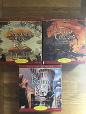 Lord of the Rings unabridged audio CDs