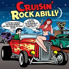 CRUISIN' ROCKABILLY 3 CD NEUF