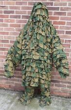 Thermal Individual Camouflage DPM Suit TICS MK2 British Army MOD - INCOMPLETE