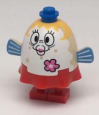 LEGO MRS PUFF SPONGEBOB MINIFIG from SET 3818 Bikini Bottom NEW