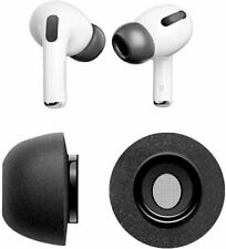 1-Pair Replacement Memory Foam Ear Tips for Apple Airpods Pro S/M/L