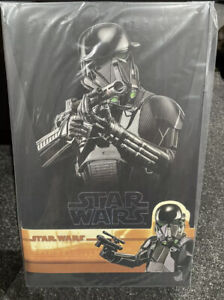 "Star Wars The Mandalorian - Death Trooper 1/6 Action Figure 12 "" TMS013 Hot Toys"