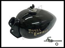 Royal Enfield Gas Fuel Tank Black 801307