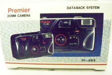 Vintage Film Camera PREMIER PC-485D 35mm with Box/Case