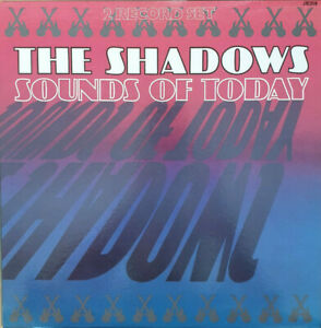 LP Vinyl Record THE SHADOWS Sounds Of Today AUSTRALIAN RELEASE Double LP