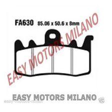 FA630HH COPPIA PASTIGLIE FRENO ANTERIORI BMW R GS 1200 / DUCATI HYPERMOTARD 796