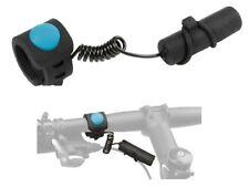 Fahrrad Glocke elektrische Klingel 120 db für Lenker Ø 22,2mm - 31,8mm