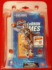 2006 LeBRON JAMES F/#23 McFarlane Figure SGA 2/6/06 Cleveland Cavaliers NBA MINT
