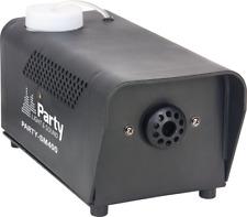 Smoke Machine SM400 With Wired Remote Fire Halloween Mini 400w DJ Fog Effect