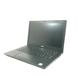 "Dell Latitude 7280 12.5"" Laptop i5-7300U @ 2.6GHz 8GB DDR4 256GB SSD(No Battery)"
