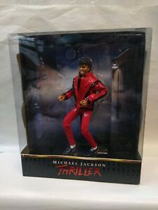 Michael Jackson THRILLER  10 inch Action Figure by Playmates; New in box