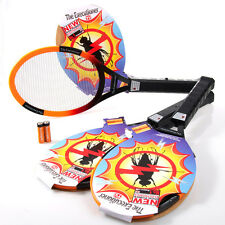 3 x EXECUTIONER BUG FLY WASP MOSQUITO ZAPPERS BUG BATS