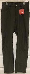 2 Pair NWT The North Face Men's Retrac Pants Army Taupe Green Vanadis Grey 30 R