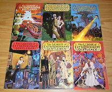 League of Extraordinary Gentlemen vol. 2 #1-6 Vf/Nm complete series - alan moore