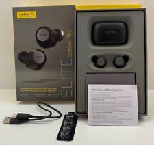 Jabra ELITE Active 75T True Wireless Earbuds Waterproof-Sweatproof (Open Box)