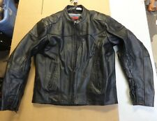 Bilt Racing Motorcycle Padded Jacket Bike size 44 BIN