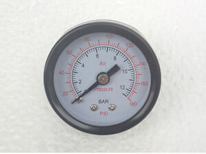 Ricambi per compressori aria BALMA - manometro regolatore pressione compressore