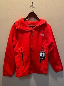 THE NORTH FACE - NWT - MEN'S SUMMIT L3 VENTRIX HOODY - MEDUIM - FIERY RED