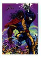 Fleer 1994 Flair '94 Marvel Annuals Base Card #85 Bishop