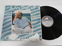 """JUAN PARDO GRANDES EXITOS LP VINILO VINYL 12"""" ARIOLA 1980 G+/G+"""