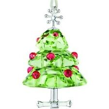 SWAROVSKI CHRISTMAS TREE ORNAMENT 904990 BNIB
