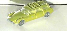 CITROEN DS BREAK 1959/63, HUSKY models 1962 / ech 1:70 ,dorée (rare)