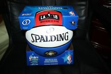 2018 Nba All-Star Three-Point Contest Spalding Money Basketball 323 of 2018