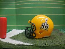 Green Bay Packers Super Bowl XLV (45) Custom Pocket Pro Helmet