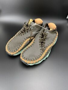 Nike Men's Air Footscape Woven Chukka 443686-004 Sneakers Size 10
