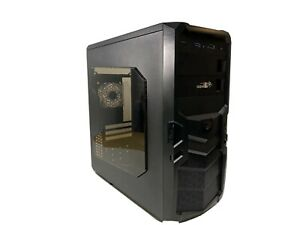 Sentey Kron GS-6005 Mid Tower Computer Case