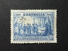 1937 Anniv Founding NSW 3d Blue fu will combine post