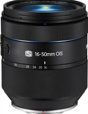 Samsung NX16-50mm F2.0-2.8 S Premium OIS Lens For NX1 NX30 NX500 (White Box)