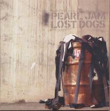 Pearl Jam Lost Dogs RARE 6 track promo DJ CD sampler '03