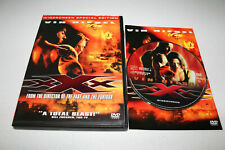 Xxx (Dvd 2002, Widescreen Special Edition) Vin Diesel, Asia Argento, Extreme