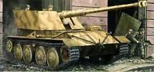 Trumpeter - Alemán Krupp/Ardelt Portador de la arma Pak-43 8.8cm 88mm 1:35