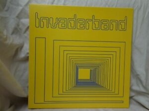 Invaderband:   Invaderband  Near Mint   LP
